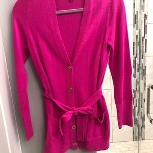 Lilly Pulitzer sweater button up cardigan